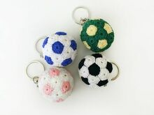 "Crochet Pattern for Beginners ""Soccer Ball"""