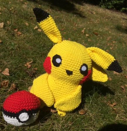 Häkelanleitung.pdf Pokemon Pikachu