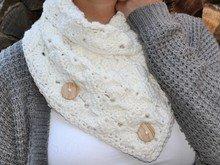 free crochet pattern hooded cowl. Black Bedroom Furniture Sets. Home Design Ideas