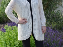 Strickjacke Highlight