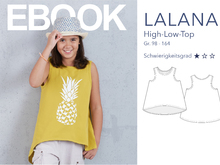 Lalana - High-Low Top E-Book