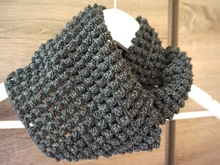 Infinity scarf Best Friend crochet pattern
