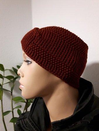 Strickanleitung Stirnband für Anfänger geeignet