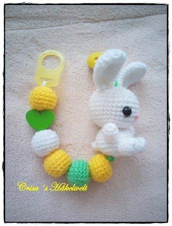 Babyspielzeug Häkeln Schnullerkette Häkeln