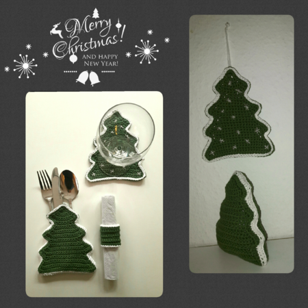 tannenbaum als tisch und weihnachtsdeko. Black Bedroom Furniture Sets. Home Design Ideas