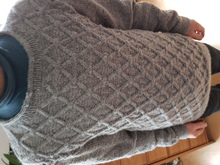 Herrenpullover Wintertraum