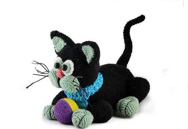 Pluizige Katten