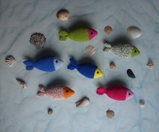 H kelanleitung kleine fische for Kleine fische