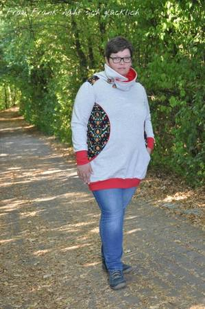E-Book #84 BUTTON.pulli Gr. XS-XXXL