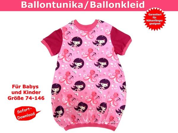 Schnittmuster ballonkleid kostenlos download