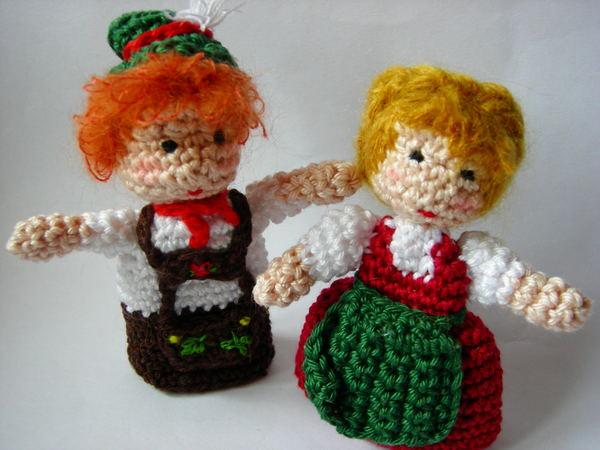Fingerpuppen Kasperletheater Seppel Und Gretel