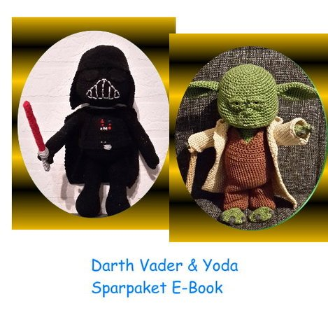 Set Yoda Und Darth Vader