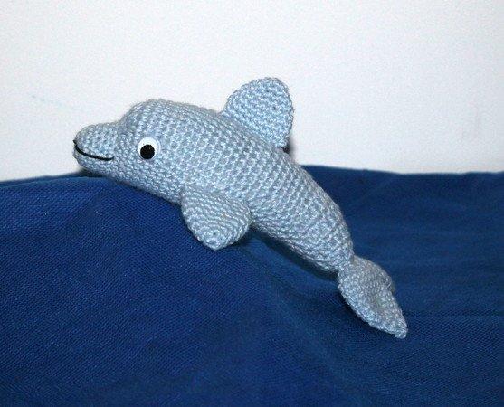 Delfin Häkeln Lieb Und Freundlich Diy
