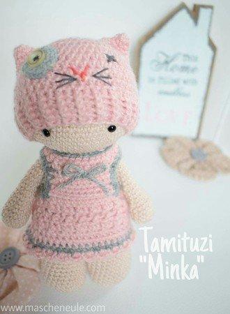 Puppe häkeln // Tamituzi Basis-Puppe