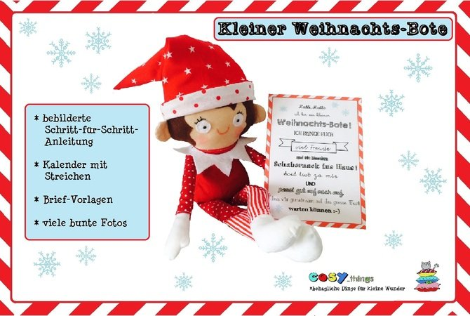 E Book Kleiner Weihnachts Bote Wichtel