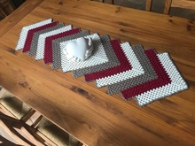 Crochet / pattern / Tablerunner