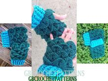 Simple and Easy Women and teens fingerless gloves, texting wrist warmers, hand warmer crochet pattern