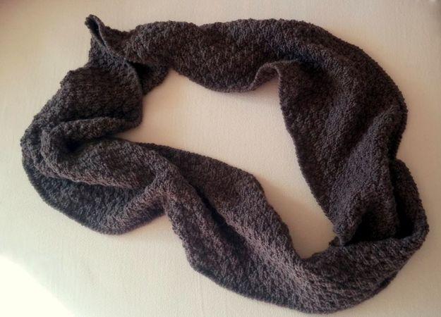 Betty\'s Loop, gestrickter Loop-Schal