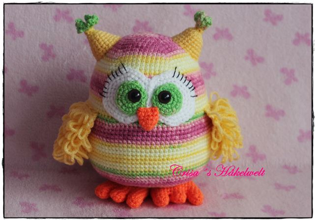 Owl Candy