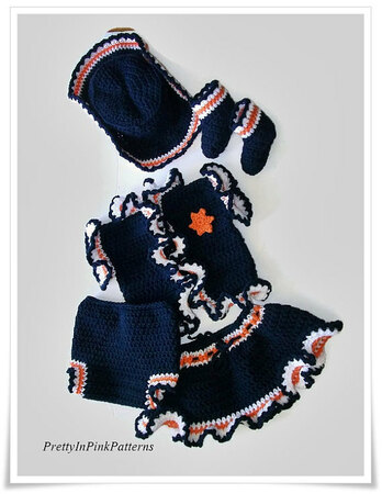 Baby Cowgirl Costume Pattern