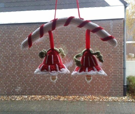 Anleitung Amigurumi Weihnachts Glöckchen