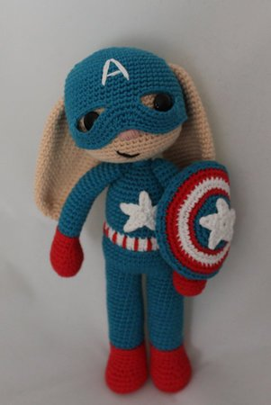 Mini Mimi: Healthcare Hero Amigurumi Crochet Pattern - Once Upon a ...   450x301