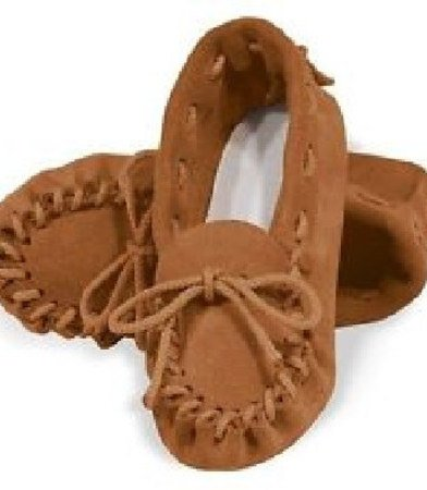Men's size 8 Casual Shoe Moccasin Pattern