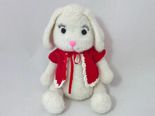 "Christmas-Bunny ""Lovely"""