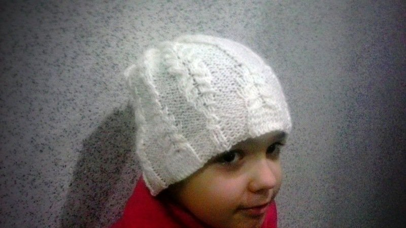 Hat pattern for girls