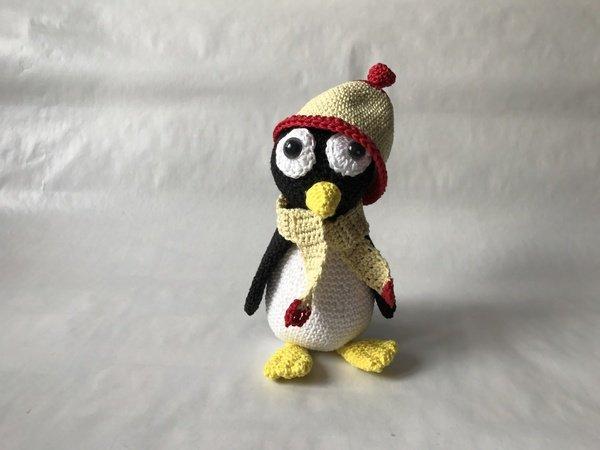 Häkelanleitung Für Pinguin Amigurumi