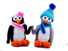 Pinguin Plitsch and Platsch