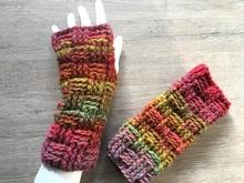 Wärmende Handschuhe Für Kinder Häkeln Crazypatternsnet