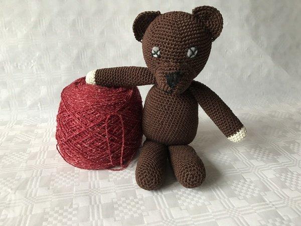 Knitting & crochet patterns - Minka's Bear Passion   450x600
