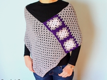 Granny Wrap Crochet Pattern