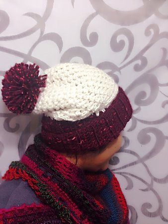 Shane slouchy beanie, crochet pattern slouchy hat sizes toddlers up to Adult Large