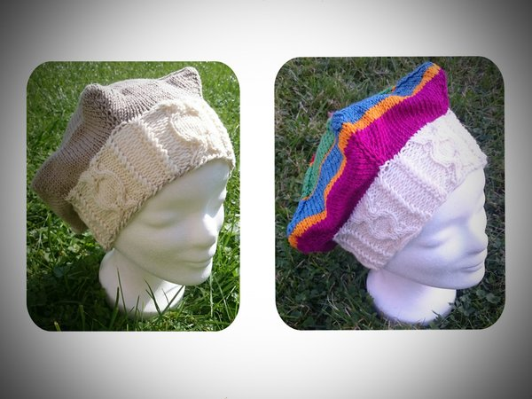 Eulenspiegel - hat/cap (knitting)