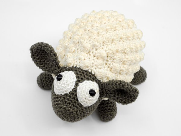 Amigurumi Forum Net : Sheep crochet pattern