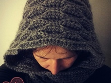 Rajalla - Hooded Scarf