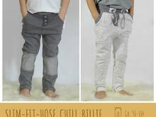 E-Book #42 Chill Billie Slim Fit Hose GR. 56-164