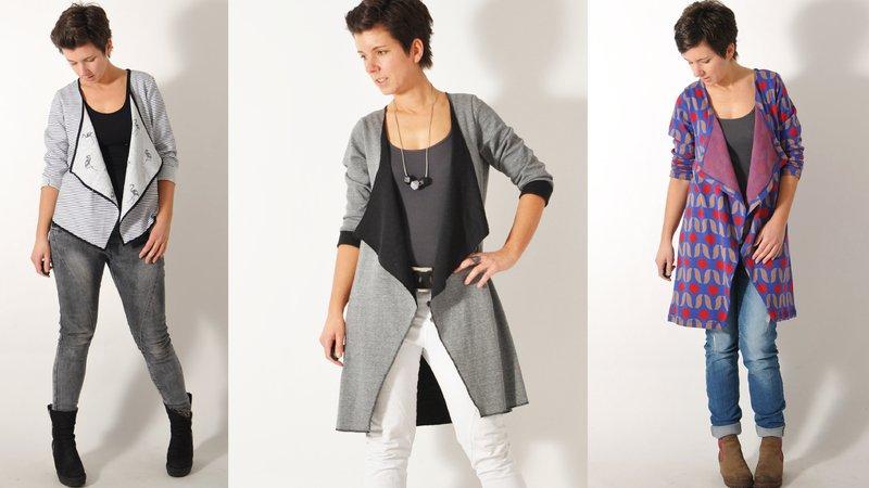 Nähanleitungen für Frauenbekleidung, Taschen... | Jetzt bei ...