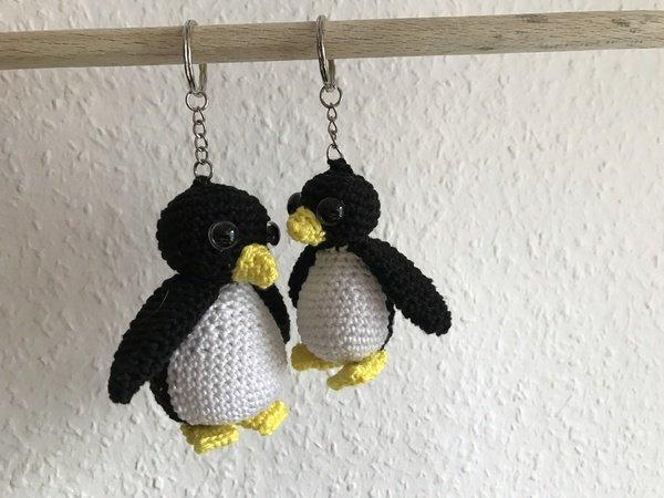 Pinguin Häkeln Schlüsselanhänger Pinguin