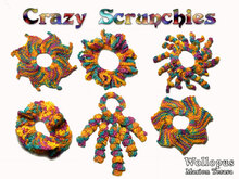 Crazy Scrunchies