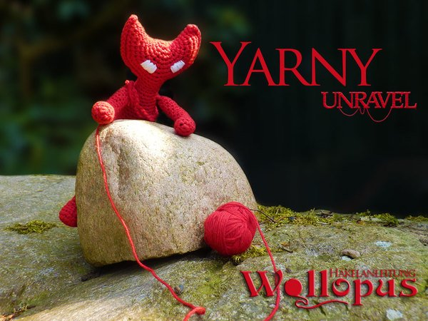 Yarny from Unravel