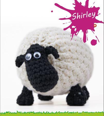 Shirley Von Shaun Das Schaf Häkeln