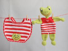 Tücher Für Babys Häkeln Z B Schnuffeltuch Und Lätzchen Häkeln