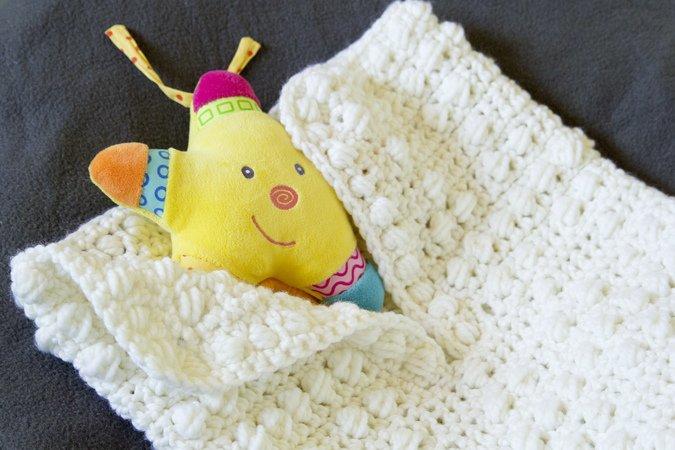 Pucksack für Baby Häkeln