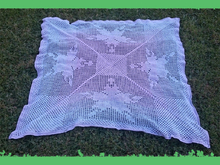 Hestia - baby blanket (crocheting)