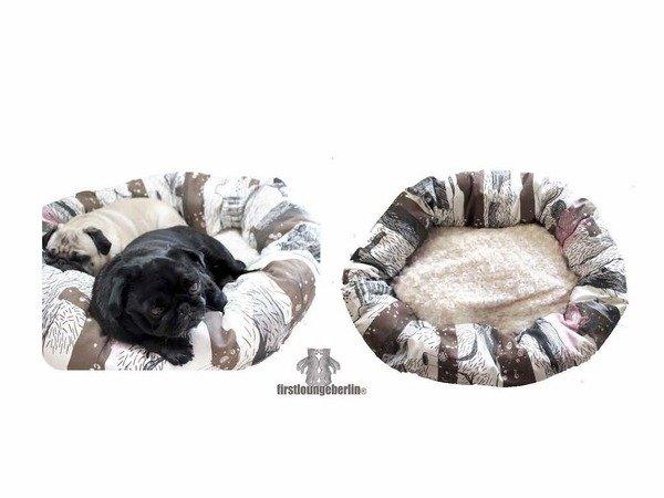 Daisy Bettchen für Hund & Katze in 6 Größen XXS-XL Nähanleitung mit ...