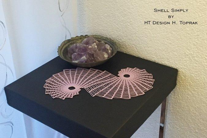 Häkelanleitung Shell simply