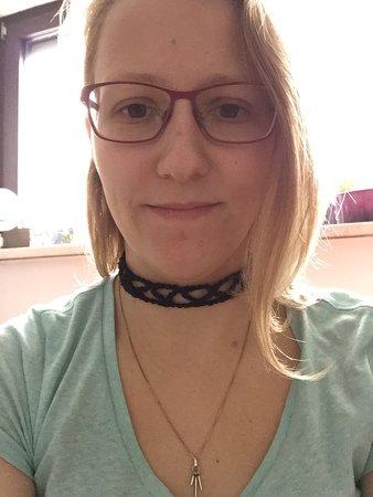 Gehäkeltes Halsband Halskette Kropfband Schmuck Gothik Häkelanleitung